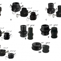 Cam Action Couplers / Adapters
