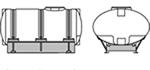 Elliptical Tank Skids