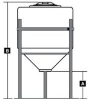 Inductor Tank Stands
